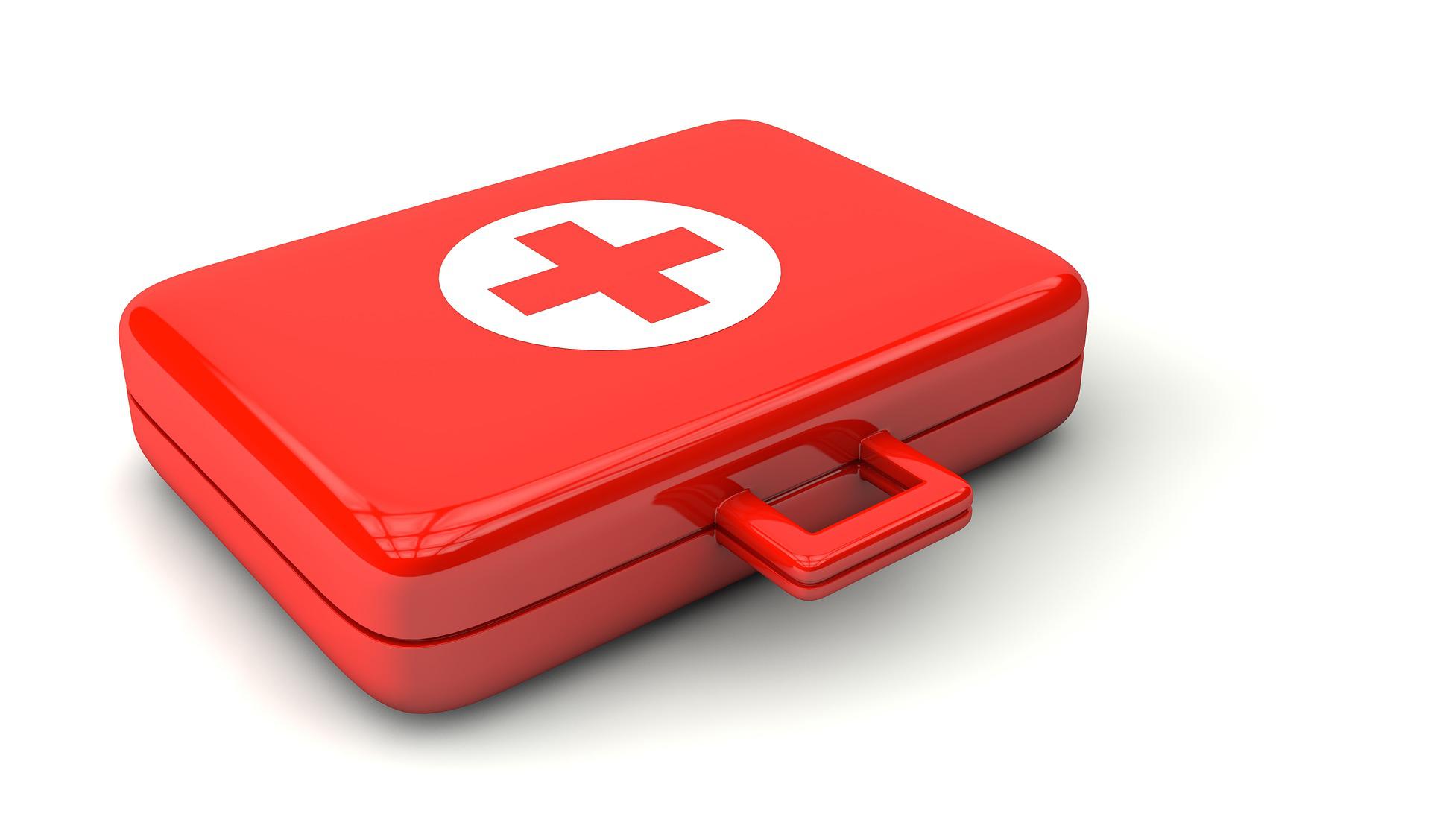 Førstehjælpskasser til enhver lejlighed